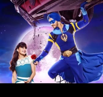 Movie Review: A Flying Jatt