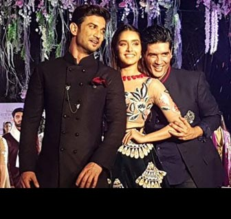 Kangana, Shraddha, Arjun, Sushant walk the ramp at LFW 2016