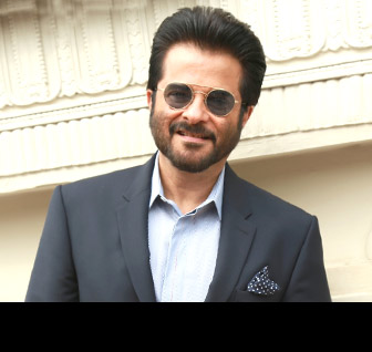 Anil Kapoor celebrates the huge ovation for 24