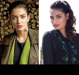 Amy Jackson and Athiya Shetty to star in Mubarka?