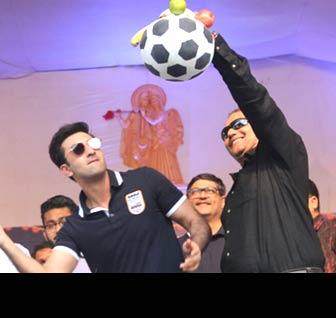 MUST WATCH: When Ranbir Kapoor Broke Dahi Handi