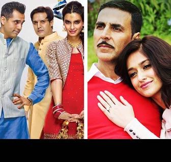 Box Office: Happy Bhag Jayegi and Rustom hold on well