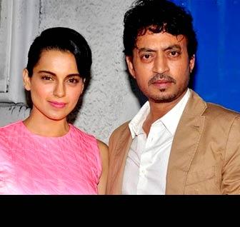 Kangna Ranaut, Irrfan Khan signed for Ritesh Batra's next