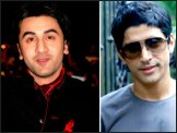 Ranbir Kapoor and  Farhan