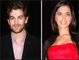 Neil Nitin Mukesh and Deepika Padukone