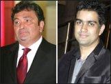 Rishi Kapoor, Siddharth Malhotra