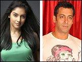 Asin, Salman Khan