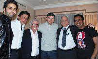 Shah Rukh Khan, Leonardo Di Caprio