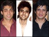 Sharman Joshi, Jackky Bhagnani, Ruslaan Mumtaz